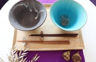 ヤマ庄陶器 Sendan どんぶりペア