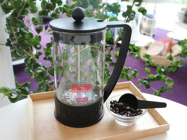 bodumフレンチプレスコーヒーメーカー