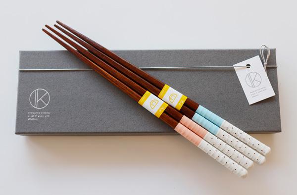 セサミ 箸セット